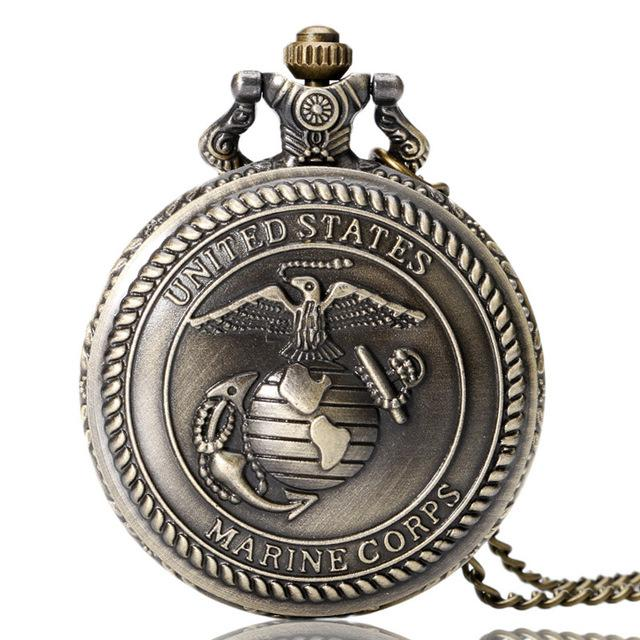 Military Series Metro Style Pocket Watch Offer