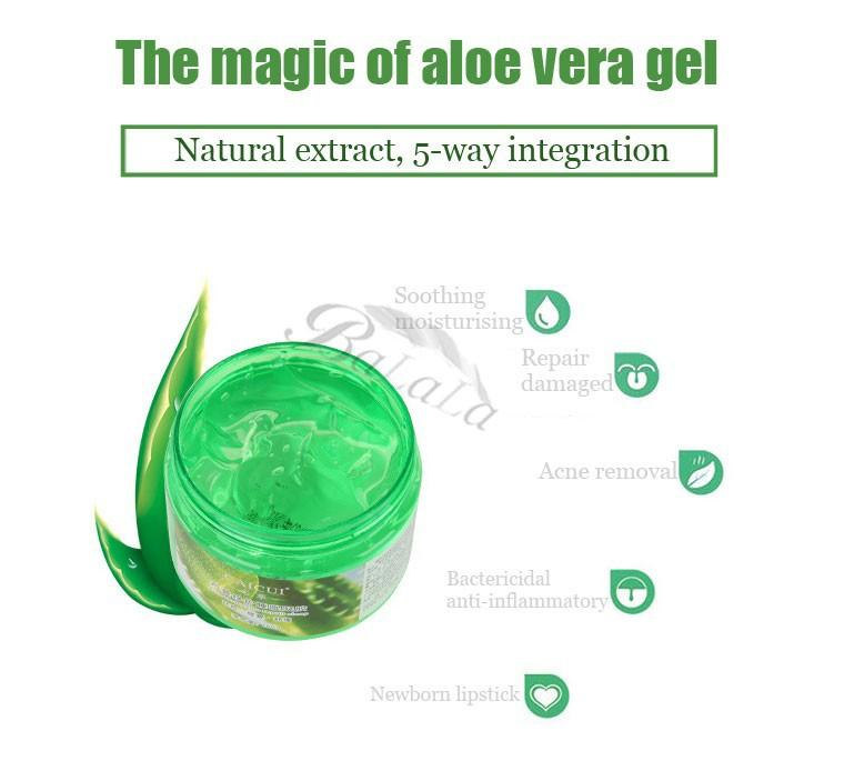 Aloe Vera Face Mask Gel Cream - Gear Stop Shop