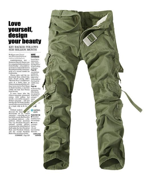 Army Military Combat Work Trousers - Gear Stop Shop