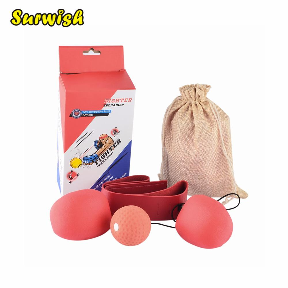 Adult Boxing Training Speed Ball Set - Gear Stop Shop