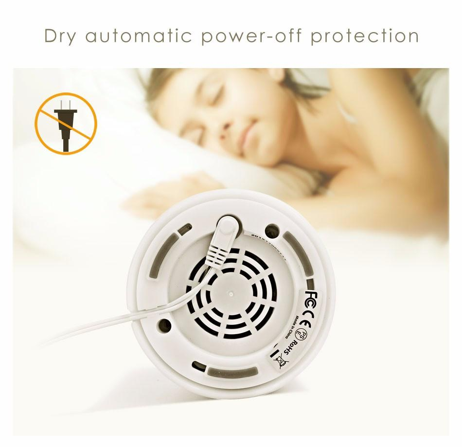 Ultrasonic Aroma Air Humidifier With Led Light Gear Stop Shop Automatic