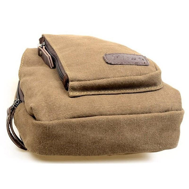 Military Messenger Bag (BIGGER SIZE!)