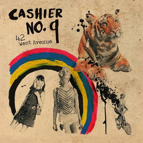 Cashier No9 Artwork