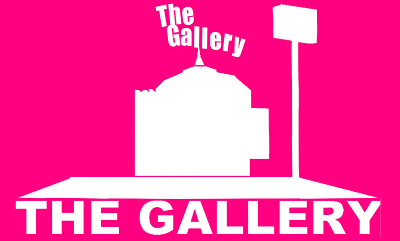 The Gallery - video installation in Shanghai, China