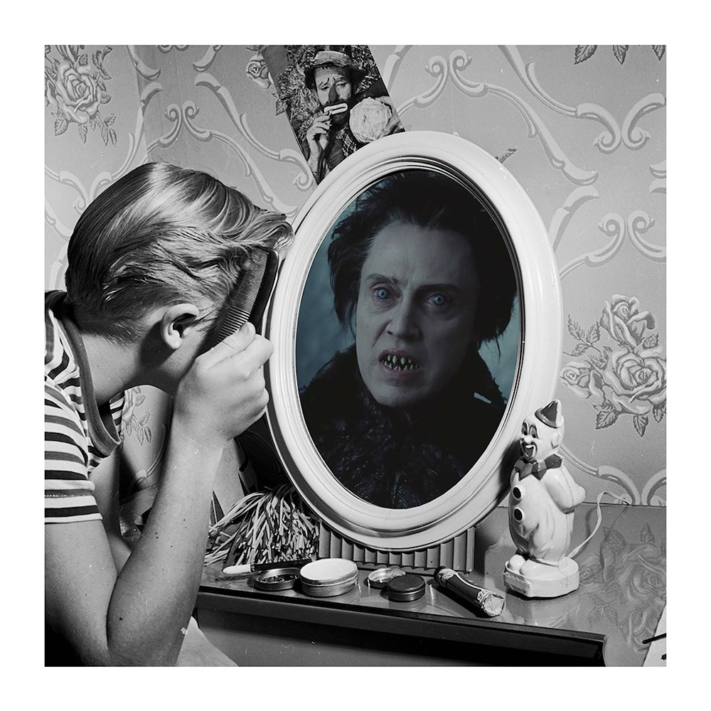 Boy Walken Hessian Walken