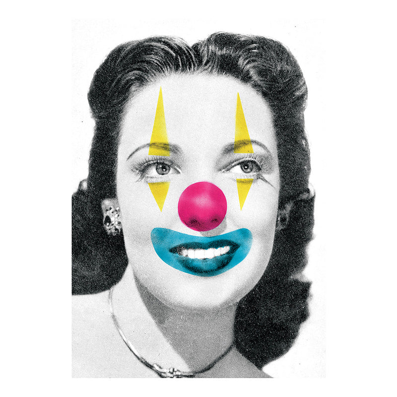 Clown Face 1