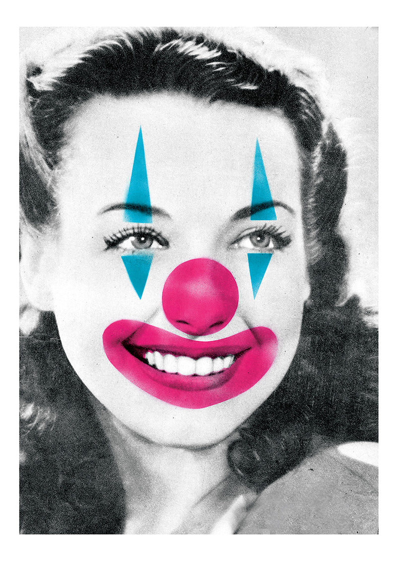Clown Face 2