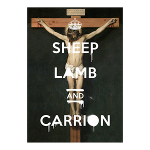 Sheep Lamb & Carrion 1
