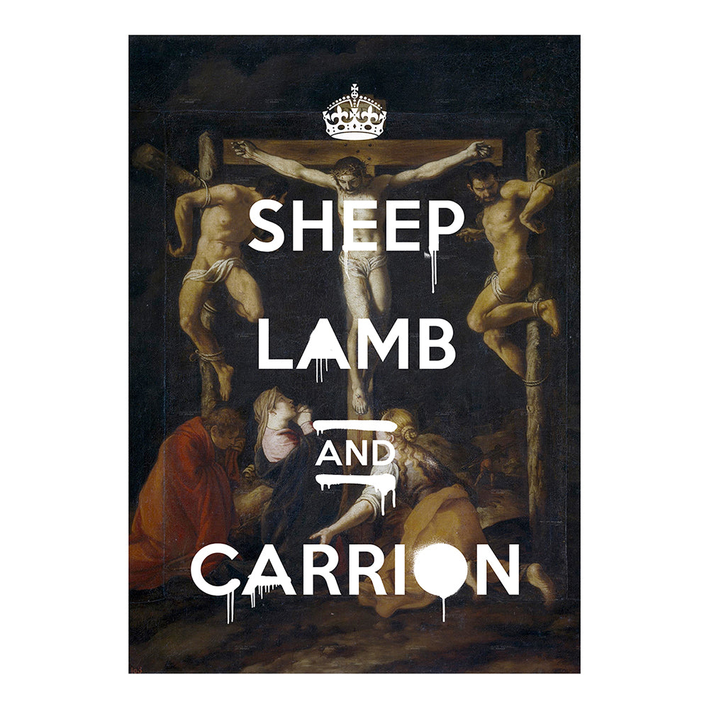 Sheep Lamb & Carrion 2