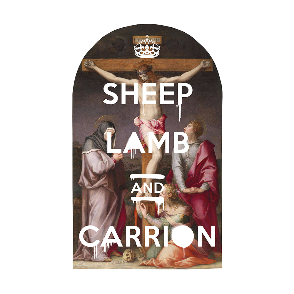 Sheep Lamb & Carrion 3