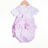LL0001 BABY GIRLS 2PC ROMPER (6PCS)