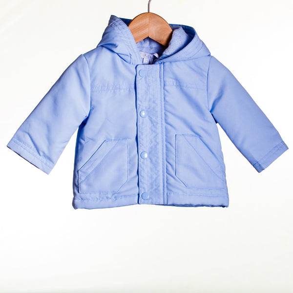AW - LL0052 - BABY BOYS PADDED JACKET (6PCS)