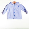 LL0434 - BABY BOYS LIGHT WEIGHT JACKET (6PCS)