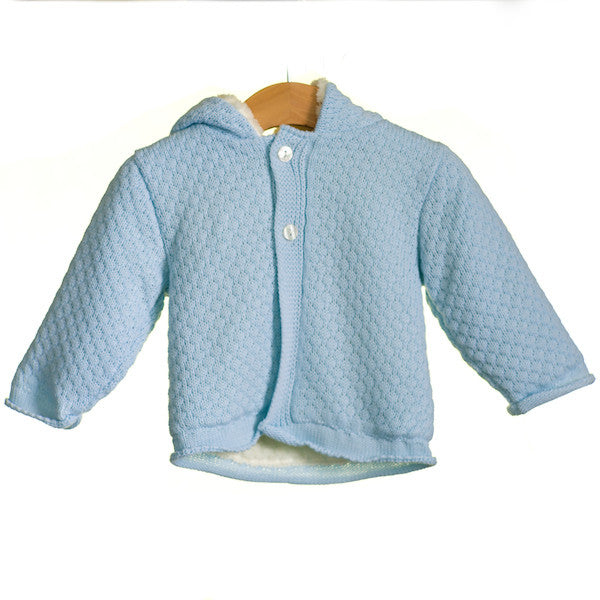 MM0322 - BABY BOYS KNITTED JACKET (6PCS)