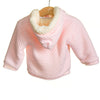 MM0323A - **25% OFF** BABY GIRLS KNITTED JACKET (6PCS)
