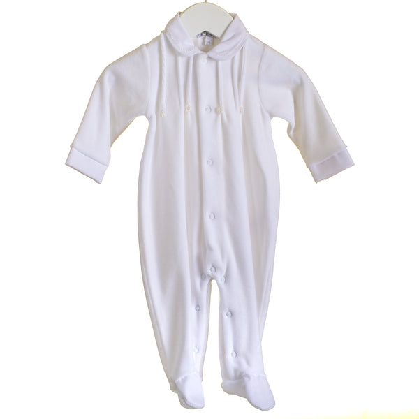 MM0351 - BABY UNISEX VELOUR SLEEPER (6PCS)