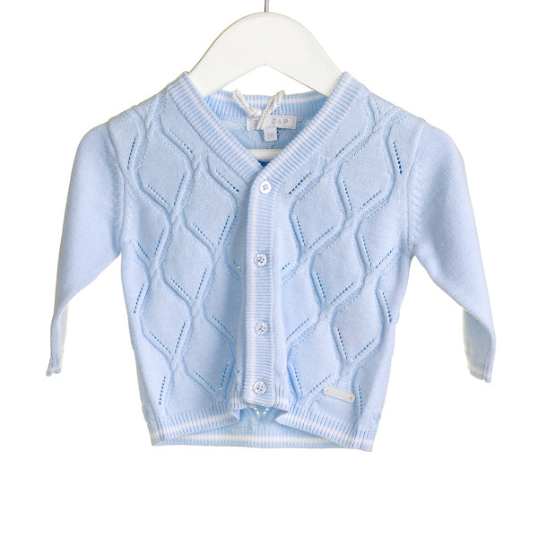 NN0211A - BABY BOYS CARDIGAN (6PCS) SALE