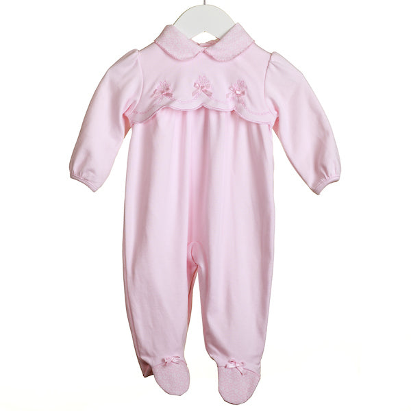 NN0355 - PINK PEACHED SLEEPER (6 PCS)