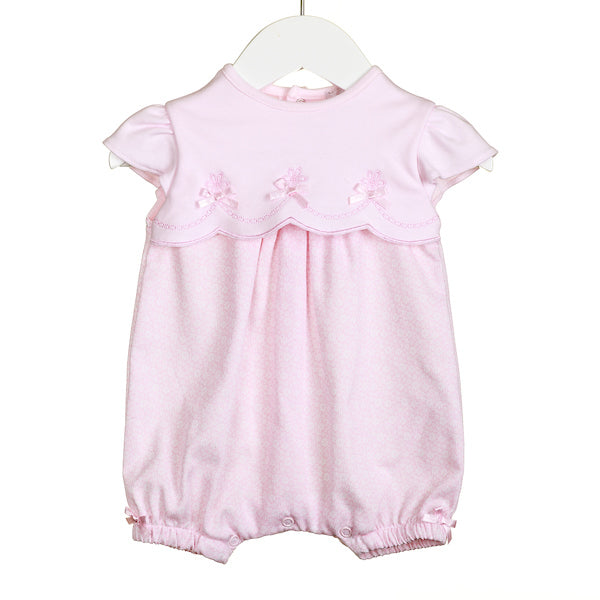 NN0356A - BABY GIRLS ROMPER (6 PCS) - SALE