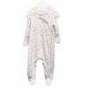 NN0572 - UNISEX BUNNIES NIGHTIME SLEEP SET (6 PCS)