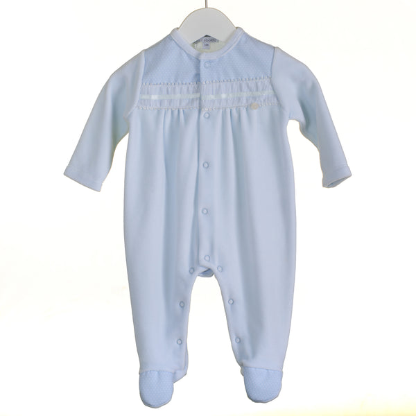 PP0307 - BOYS BLUE SLEEPER (6 PCS)