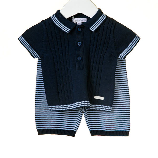 RR0057 - BOYS 2PC KNITTED SET (6 PCS)