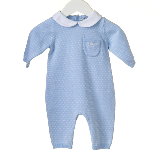 RR0061 - BOYS KNITTED ROMPER (6 pcs)