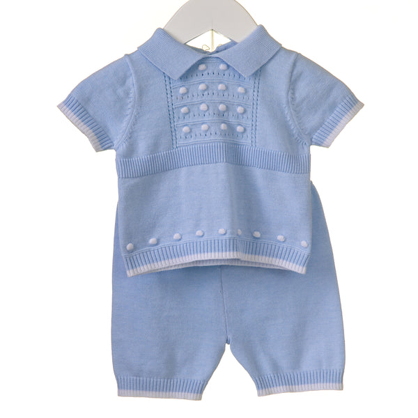 RR0062 - BOYS KNIT 2PC SET (6 pcs)