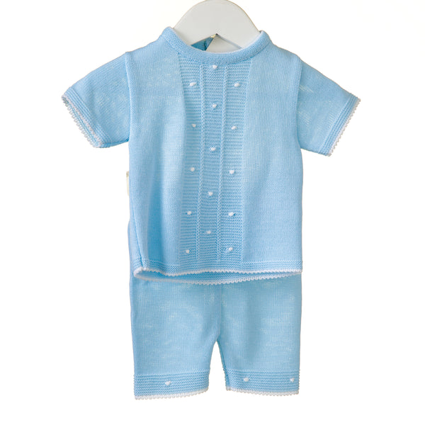 RR0106 - BOYS KNITTED 2PC SET (6 pcs)
