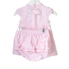 RR0138 - GIRLS PINK DRESS/BLOOMERS (6 pcs)
