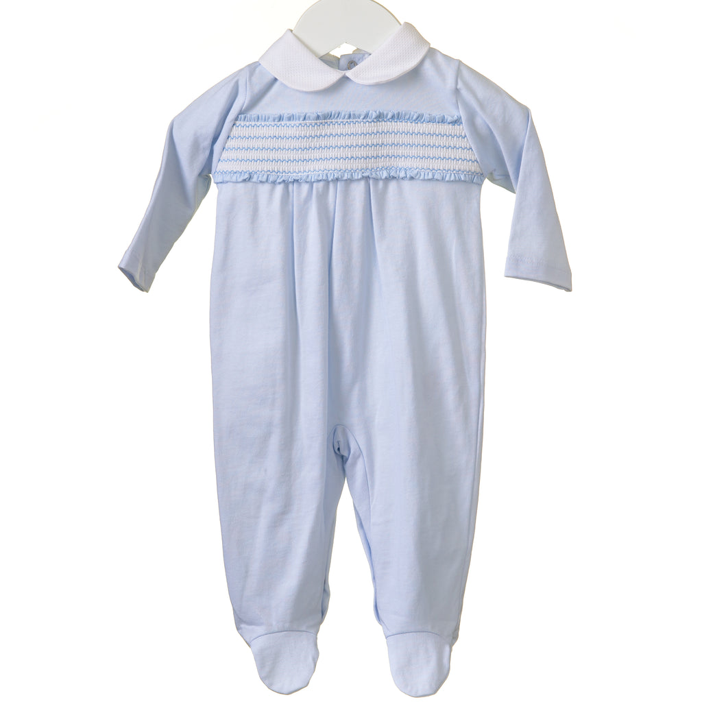 RR0150 - Boys Blue Sleeper (6 pcs)