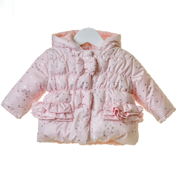 TT0001 - GIRLS PINK AOP JACKET (6PCS)