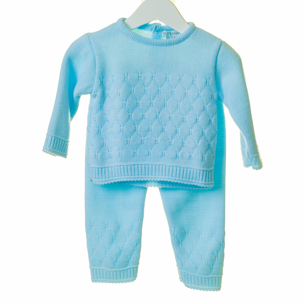 TT0271 - BOYS BOBBLE KNIT 2PC SET (6PCS)