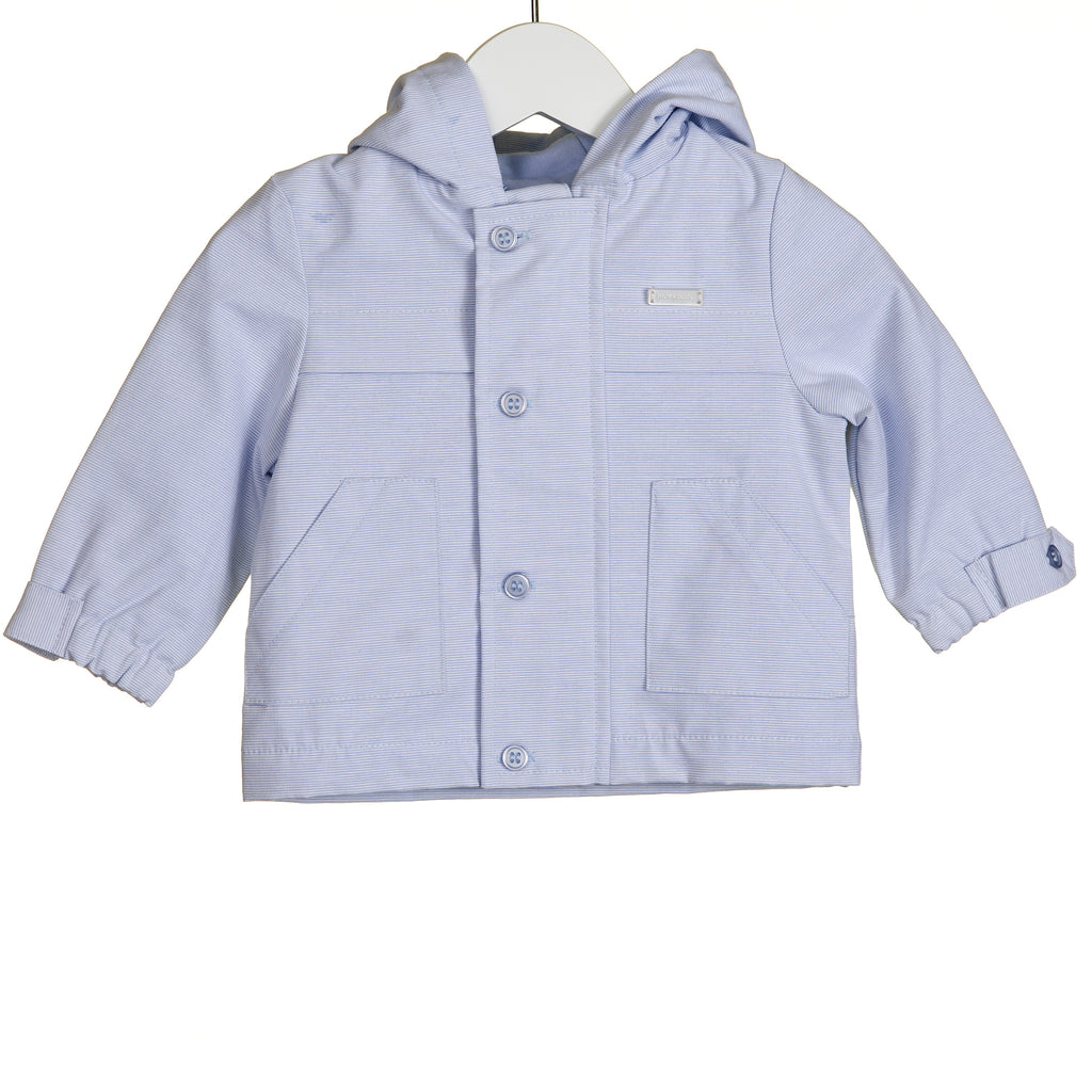 VV0012 - BOYS HOODED JACKET (6PCS)