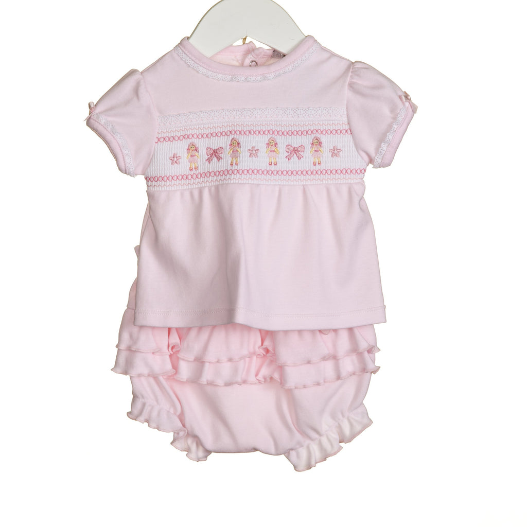 R-VV0254 - GIRLS DOLLY 2PC SET