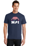 Mai Phucken USA Silhouette Men's T-Shirt