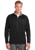 Czar's Promise Men's Fleece 1/4 Zip Up Pullover