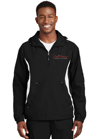 Czar's Promise Men's Hooded 1/4 Zip Jacket