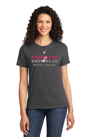 Commitment 2 Excellence Women's T-Shirt