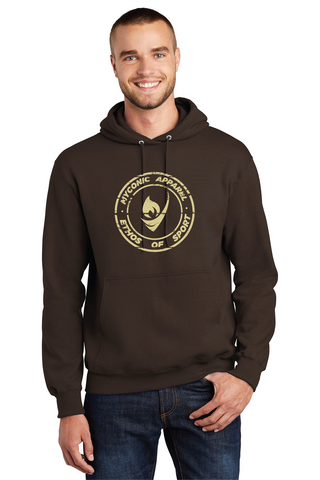 Ethos of Sport Men's Hooded Sweatshirt