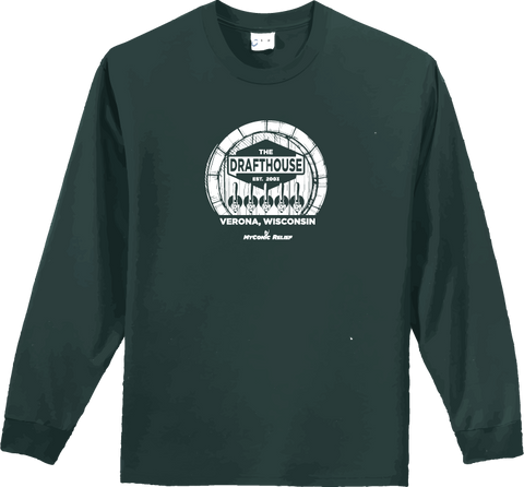 The Draft House Cotton Long Sleeve Shirt