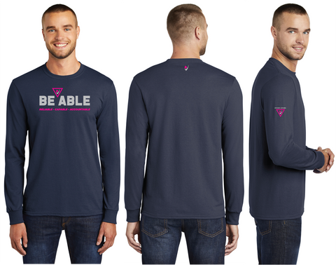 Be Able 2021 Men's Long Sleeve Tee