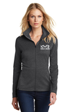 Kelly-Moss Road and Race Women's Premium Zip Up Jacket