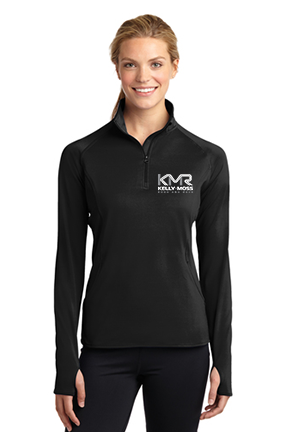 Kelly-Moss Road and Race Women's Quarter Zip