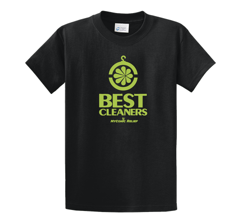 Best Cleaner's Cotton T-Shirt