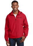 Czar's Promise Men's Hooded Zip Jacket