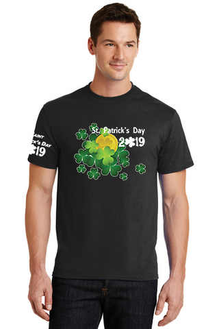 St. Patties Coin 2019 St. Patrick's Day Men's T-Shirt