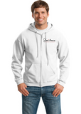 Czar's Promise Men's Zip Up Sweatshirt