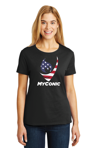 Star Spangled Women's Tee