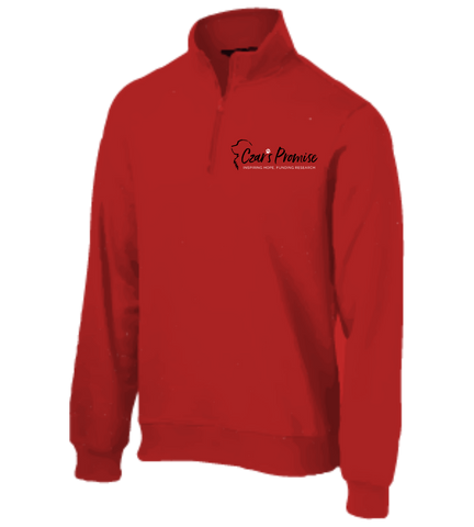 Czar's Promise Women's Fleece Quarter Zip Pullover